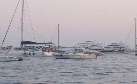 La pêche et la plaisance sur la Côte d'Azur
