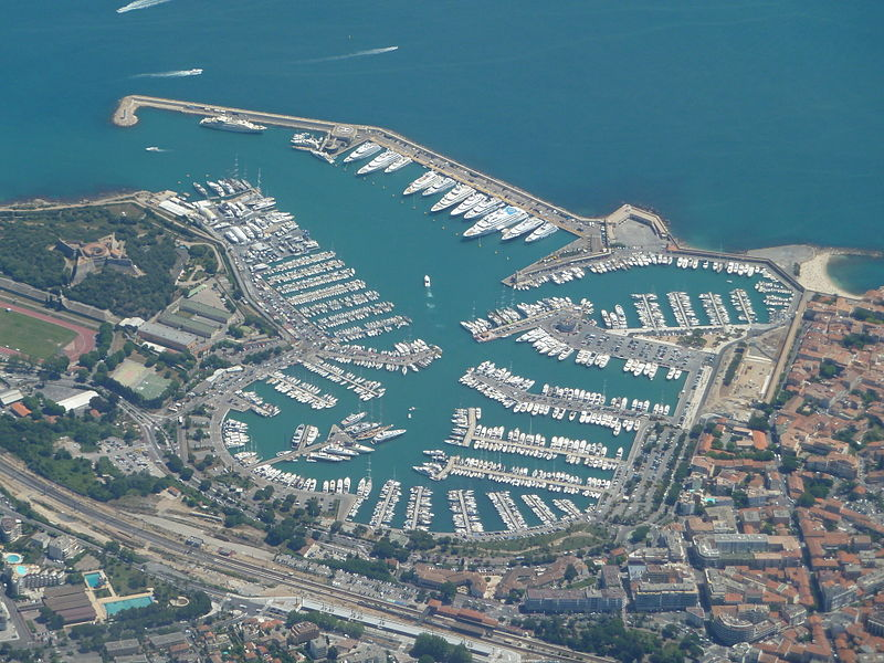 Port Vauban à Antibes