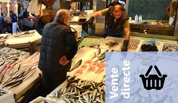 Vente directe des pêcheurs du 06
